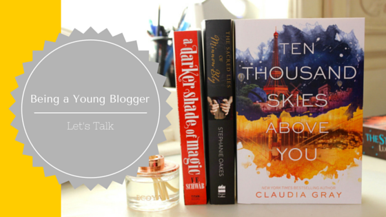 Being a Young Blogger