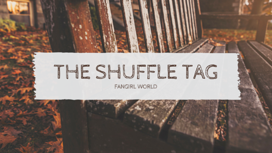 the shuffle tag